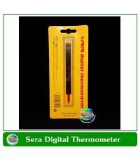 Sera Digital Thermometer วัดอุณหภูมิน้ำ แบบแถบติดด้านนอกตู้ปลา