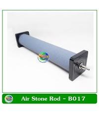 Air Stone หัวทรายละเอียดทรงกระบอก B017 ยาว 15 ซม.