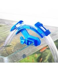 Aquarium filtration water hose holder ตัวล็อคสายยางเปลี่ยนน้ำตู้ปลา