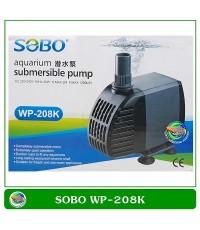 ปั้มน้ำ SOBO WP-208K ปั๊มน้ำแรงดี เสียงเงียบ แกนเซรามิค 40W