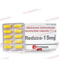 รีดิ๊วซ์ Reduce 15 mg ไม่สกรีนเม็ด