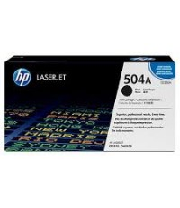 HP CE250A BLACK FOR COLOR CP3525