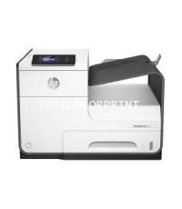 เครื่องพิมพ์สีเอชพี PageWide Pro 452dw  รองรับการพิมพ์ผ่านเน็ตเวิร์กไร้สายและการพิมพ์สองหน้าอัตโนมัต