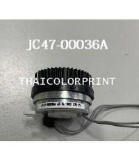 NEW JC47-00036A ปลั๊กดำ CLUTCH ELECTRIC for Samsung SCX 6260 clx 620