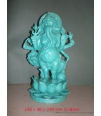 Crystal Ganesha พระพิฆเนศ สูง 10 นิ้ว