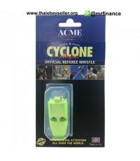 นกหวีดแอคมี่ ACME CYCLONE No 888 สีเขียว ของใหม่ ของแท้