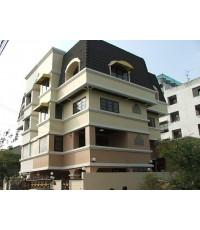 (มีผู้เช่าแล้ว) HOME OFFICE ให้เช่า อาคารใหม่  โอ่โถง  อยู่ใกล้ Software Park @ Chaengwatana Road.