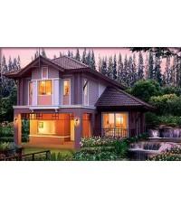 (มีผู้เช่าแล้ว) บ้านสวยให้เช่า! หรูหรามีระดับ โครงการปริญญดา @ เลียบทางด่วนเอกมัย-รามอินทรา