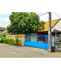 (มีผู้เช่าแล้ว) บ้านเช่าราคาถูก บ้านเดี่ยวชั้นเดียว ใกล้สวนสยาม  Fashion Island(สวนสยาม-รามอินทรา)