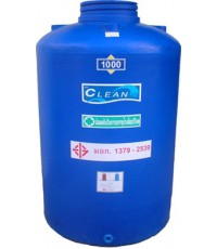 ถังเก็บน้ำบนดิน JRM รุ่น CLEAN ทรงกระบอกเรียบ รหัส CR