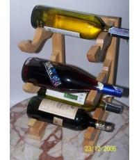 WINE011 - ชั้นวางไวน์