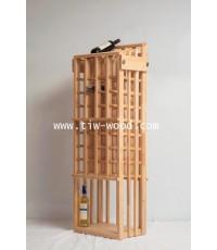 ชั้นวางไวน์ / wine rack / made to order