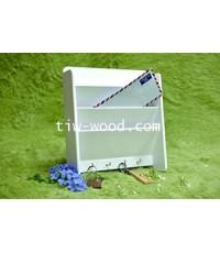 TIW56 กล่องใส่จดหมาย และ แขวนกุญแจ