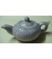 กาน้ำชาหยกพม่าแท้