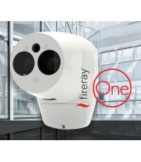 เครื่อง Fireray One standalone beam detector ระยะ 0 ถึง 120 เมตร (ด้วย Reflective Long Range Kit)