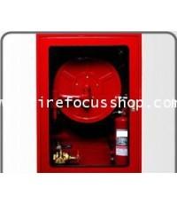 ตู้เก็บสาย Auto-Swing Hose Reel พร้อมอุปกรณ์ภายในตู้ 7 รายการ