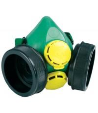 หน้ากากป้องกันควันพิษ ชนิดท่อคู่ ยี่ห้อ PROTECTOR (Austraria)