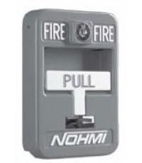 อุปกรณ์แจ้งเหตุชนิดดึงแบบ Single Action รุ่น FMM01U-SK2 ยี่ห้อ Nohmi