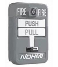 อุปกรณ์แจ้งเหตุชนิดดึงแบบ Dual Action รุ่น FMM01U-SK1 ยี่ห้อ Nohmi