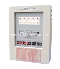 ตู้ควบคุมแจ้งเตือนเพลิงไหม้ 10 Zone รุ่น CM-P1-10L ยี่ห้อ CM (Taiwan)