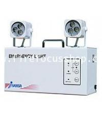 หลอดไฟ LED ขนาด 3Wx2 , แบตเตอรี่ขนาด 12V-7.5AH, สว่างนาน 7 ชม. รุ่น VL-7503 ยี่ห้อ Iversa