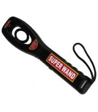 เครื่องตรวจโลหะชนิดมือถือ Super Wand (Hand-Held Metal Detector) รุ่น GP008