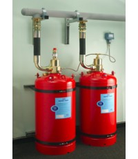 ก๊าซดับเพลิง Novec1230 Design Concentration (4.7 of Volume) Room W*L*H = 2*5*3.5M