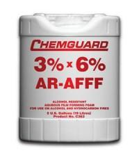 น้ำยาฟองโฟม 3x6 เปอร์เซนต์ AR-AFFF ขนาด 208 ลิตร  รุ่น C363D ยี่ห้อ CHEMGUARD มาตรฐาน UL listed