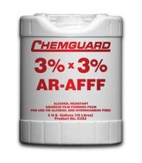 น้ำยาฟองโฟม 3 เปอร์เซนต์ AR-AFFF ขนาด 19 ลิตร  รุ่น C333P ยี่ห้อ CHEMGUARD มาตรฐาน UL listed