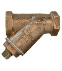 NIBCO model NP-240 Y-Strainer 2 inch. 300WOG. threaded to BS21(NPT)