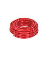 สายส่งน้ำดับเพลิง Hose Reel ยางสังเคราะห์ PVC สีแดง 1 นิ้ว ยาว 30 เมตร BP 600. ยี่ห้อ NTI (สายเปล่า)