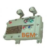 ไฟฉุกเฉินกันระเบิดหลอด LED 2x12W.,สำรองไฟ 3.6 ชม.รุ่น EEMG212 ยี่ห้อ BGM