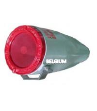 เสียงแตร Horn กันระเบิด แรงดัน 12-24-110-220 V ให้เลือก 108 dB.รุ่น ESR‐N Series ย่ีห้อ BGM