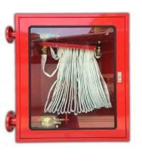 ตู้เก็บสายส่งน้ำดับเพลิงแบบโฮสแร๊คแบบสำเร็จรูปพร้อมติดตั้ง มาตรฐาน UL/FM