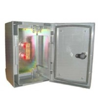 กล่องกราวด์เทสบ๊อกซ์ PVC งานล่อฟ้า ยี่ห้อ LVT