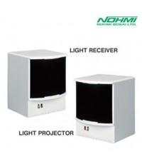 ชนิดใช้แนวลำแสงตรวจจับควัน Model  FDG 117-X, FDGJ203-D-X, BASE FDG ยี่ห้อ NOHMI