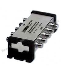 อุปกรณ์ป้องกันไฟกระโชก รุ่น C-SAT-BOX ยี่ห้อ FHOENIX CONTACT