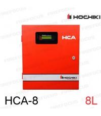 8-Zone Conventional Facp 220V RED รุ่น HCA-8 ยี่ห้อ Hochiki