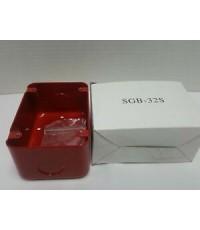 RED BACKBOX  SGB-32S