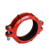 VICTAULIC Firelock Rigid Coupling, Flex Rigid Coupling, Flexible Coupling, Fire Lock CAP