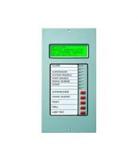 NOTIFIER 80 Character LCD Annunciator. Mounts in ABS-1T, ABF-1D, ABF-2D,Flush Back Box.model.LCD2-80