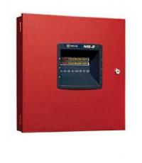 FIRE-LITE 2-Zone, Fire Alarm Control Panel,24VDC, 220VAC.model.MS-2E