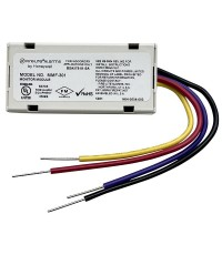 FIRE-LITE Addressable Mini-Monitor Module, One Style B (Class B)N/O Contact Device model.MMF-301