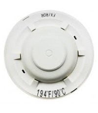 SYSTEM SENSOR Heat Detector, Dual Circuit Rate of Rise and Fixed Temperature 200\'F model.5622