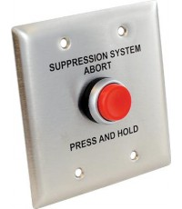 POTTER Suppression System Abort Switch model.3001000