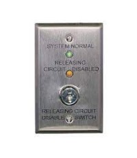 POTTER Releasing Circuit Disable Key Switch model.RCDS - 1