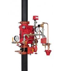 ชุดวาล์วควบคุมปิด-เปิดน้ำ ระบบดับเพลิง 2-1/2 นิ้ว - 8 นิ้ว มาตรฐาน UL รุ่น DV5A ยี่ห้อ TYCO