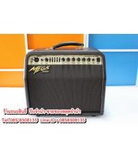 Acoustic Guitar Amp ยี่ห้อ Mega รุ่น AC30R