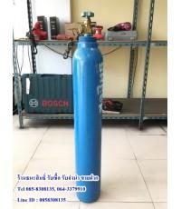ถังก๊าซ Ar ขนาด 10 ลิตร