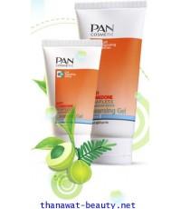 Pan Cosmetic Anti Comedone Soapless แพน คอสเมติก 100g. (1หลอด)
